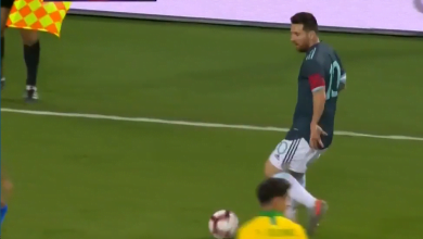Photo of فهد العتيبي يتغنى بتمريرة ميسي في مباراة الارجنتين والبرازيل