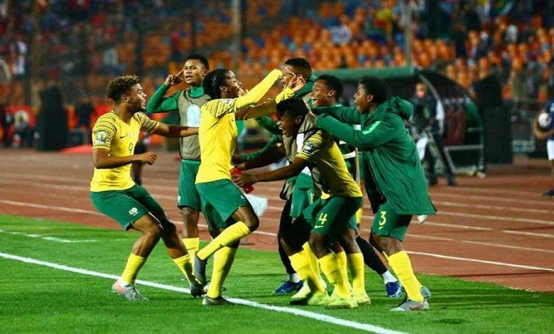 Photo of جنوب إفريقيا تنتزع بطاقة التأهل لأولمبياد طوكيو بفوز مثير على غانا