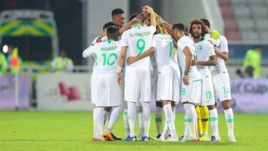 صورة موعد مباراة السعودية وعمان والقنوات الناقلة