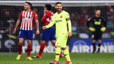 موعد مباراة برشلونة وأتلتيكو مدريد في الدوري الإسباني والقنوات الناقلة