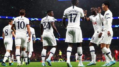 صورة تشكيل توتنهام المتوقع لمواجهة شيفيلد يونايتد في الدوري الإنجليزي