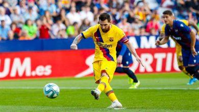 أفضل وأسوأ لاعب في برشلونة أمام ليفانتي