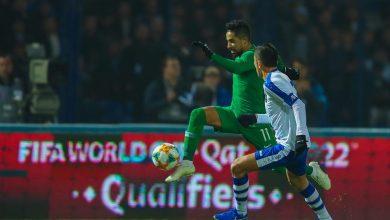 السعودية تخطف فوزا قاتلا أمام أوزبكستان في تصفيات كأس العالم