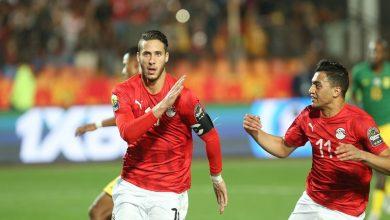 تشكيل النهائي  منتخب مصر بالقوة الضاربة أمام كوت ديفوار