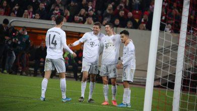 صورة موعد مباراة بايرن ميونيخ وفولفسبورج في الدوري الألماني والقنوات الناقلة