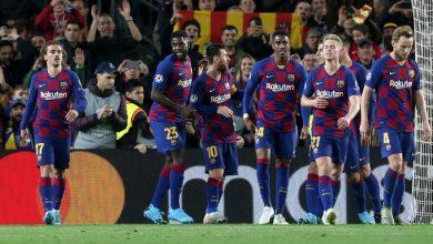 Photo of دوري أبطال أوروبا: برشلونة يبلغ ثمن النهائي بالفوز على دورتموند