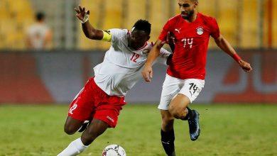 مصر تكتفي بالتعادل أمام كينيا في تصفيات أمم إفريقيا