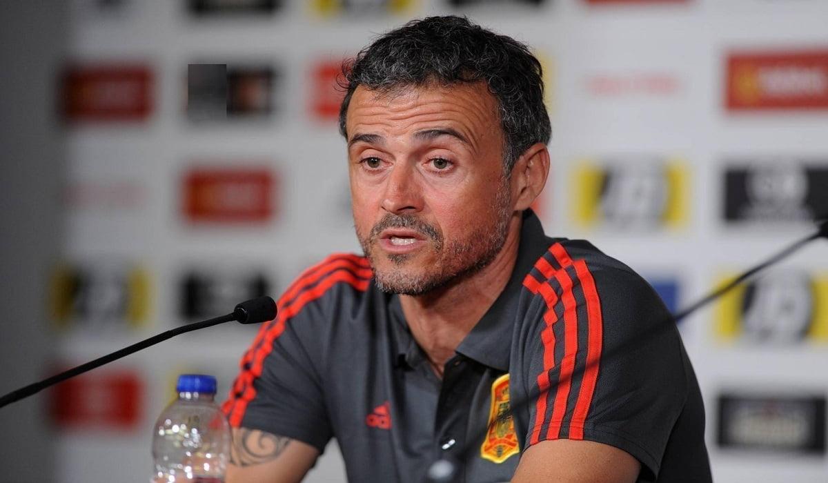 مدرب إسبانيا: لا تزال هناك فرصة لتصدر المجموعة