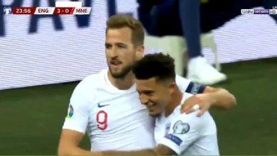 Photo of اهداف مباراة انجلترا ومونتينيغرو (7-0) تصفيات امم اوروبا