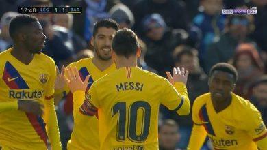 Photo of اهداف مباراة برشلونة وليغانيس (2-1) الدوري الاسباني
