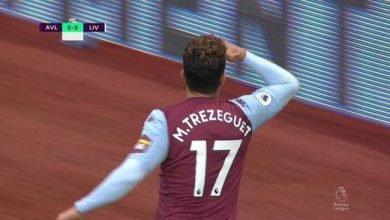 صورة ملخص مباراة ليفربول واستون فيلا (2-1) الدوري الانجليزي