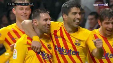 Photo of اهداف مباراة برشلونة واتليتكو مدريد .. تعليق حفيظ دراجي