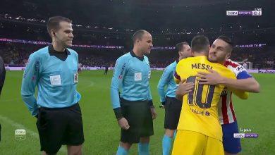 Photo of ملخص الشوط الأول من مباراة برشلونة وأتليتكو مدريد