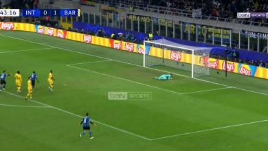 صورة اهداف مباراة برشلونة وانتر ميلان (2-1) تعليق عصام الشوالي