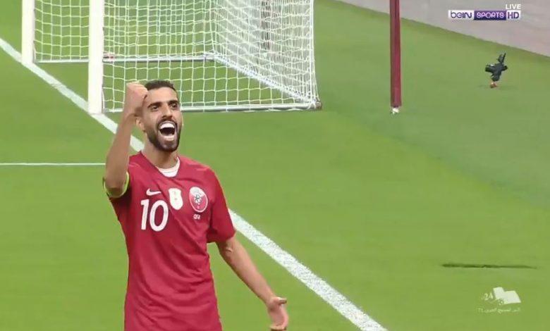 Photo of اهداف مباراة قطر والامارات (4-2) تعليق عصام الشوالي