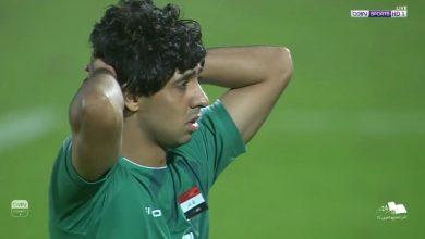 Photo of ركلة جزاء العراق الضائعة أمام البحرين .. محمد قاسم
