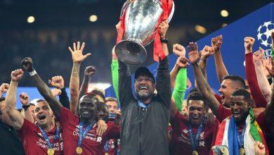 ليفربول - دوري أبطال أوروبا