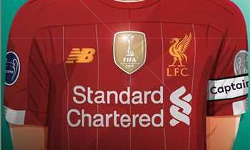 ليفربول يطالب رابطة البريميرليج بوضع شعار مونديال الأندية على قميصه