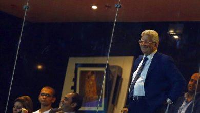 Photo of مرتضي منصور: تعادلنا بسبب السحر