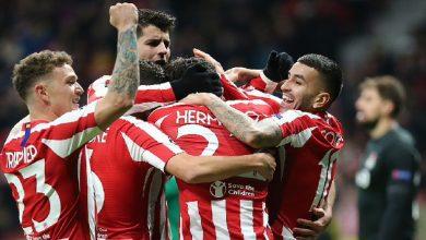 تشكيل أتلتيكو مدريد المتوقع لمواجهة ليفانتي في الدوري الإسباني