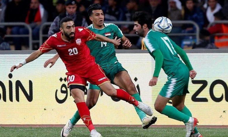 صورة مدرب البحرين: لم نستسلم أمام العراق وهدفنا الفوز بخليجي 24