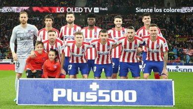 نجم أتلتيكو مدريد: كنا الأفضل ولا نستحق الخسارة أمام برشلونة