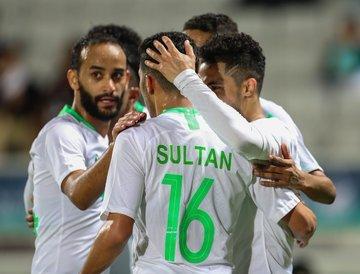 صورة كأس الخليج العربي | السعودية تسقط عمان و تتأهل لمواجهة قطر