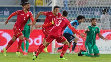 صورة البحرين يتأهل لنهائي خليجي 24 بفوز مثير على العراق