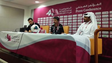 صورة مدرب البحرين بعد الإطاحة بالعراق: أثبتنا أننا لسنا الأضعف في المربع الذهبي