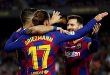 Photo of بالأرقام.. جريزمان يتفوق على ميسي وسواريز في برشلونة