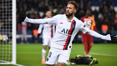 دوري أبطال أوروبا  باريس سان جيرمان يضرب جلطة سراي بخماسية