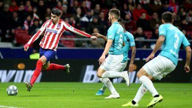 أفضل وأسوأ لاعب في أتلتيكو مدريد أمام أوساسونا