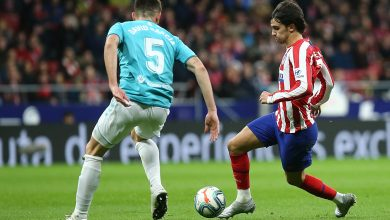 الدوري الإسباني| أتلتيكو مدريد يعود للانتصارات بفوز ثمين على أوساسونا