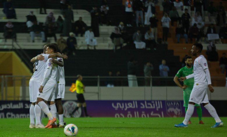 Photo of كأس محمد السادس للاندية الابطال | الشباب السعودي يسحق الشرطة العراقي بسداسية بيضاء