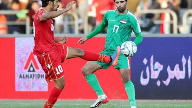 صورة توقيت مباراة العراق ضد البحرين، التشكيلة المتوقعة والقنوات الناقلة في نصف نهائي خليجي 24