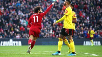 الدوري الإنجليزي| محمد صلاح يقود ليفربول لفوز ثمين على واتفورد