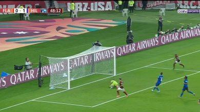 Photo of هدف تعادل فلامينغو في مرمى الهلال (1-1) كاس العالم للأندية
