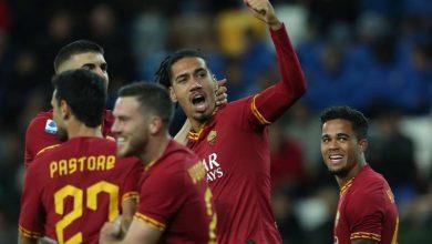 صورة أفضل وأسوأ لاعب في روما أمام سبال