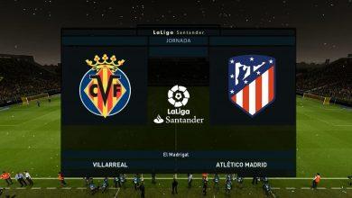 أتلتيكو مدريد و فياريال
