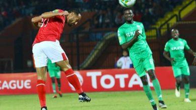 صورة دوري أبطال أفريقيا: الأهلي يتجاوز بلاتينيوم بثنائية بيضاء