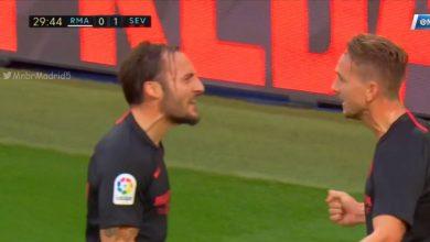 Photo of اهداف مباراة ريال مدريد واشبيلية (2-1) تعليق حفيظ دراجي