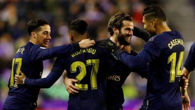 Photo of موعد مباراة ريال مدريد وأوساسونا في الدوري الإسباني والقنوات الناقلة