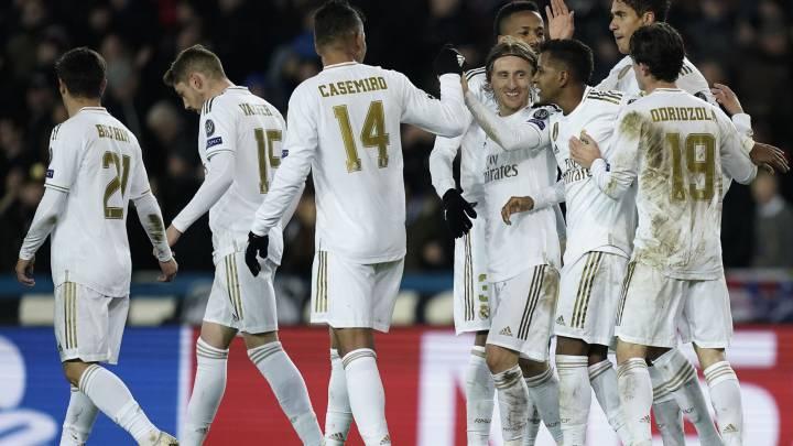 Photo of التشكيل الرسمي| يوفيتش يقود هجوم ريال مدريد أمام إشبيلية في الدوري الإسباني