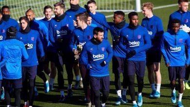 Photo of أخبار برشلونة اليوم.. سيتين مدرب البارسا الجديد ورسالة هامة لميسي