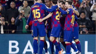 Photo of تشكيل برشلونة المتوقع لمواجهة ريال بيتيس في الدوري الإسباني