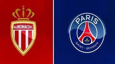 Photo of موعد مباراة باريس سان جيرمان وموناكو والقنوات الناقلة