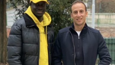 Photo of رسمياً | الأهلي يتعاقد مع أليو بادجي مهاجم رابيد فيينا