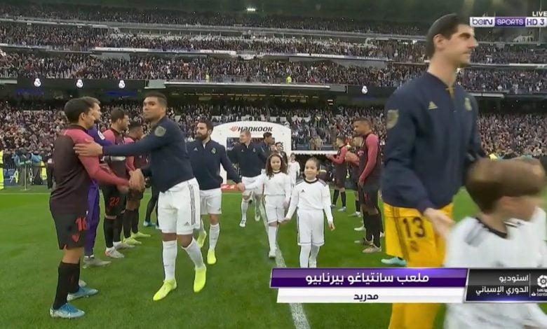 Photo of ملخص مباراة ريال مدريد واشبيلية .. تعليق حفيظ دراجي