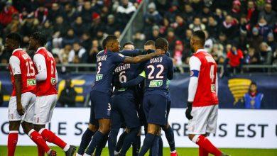 Photo of كأس الرابطة الفرنسية | باريس سان جيرمان يضرب ستاد ريمس بثلاثية ويصل إلى النهائي لمواجهة ليون