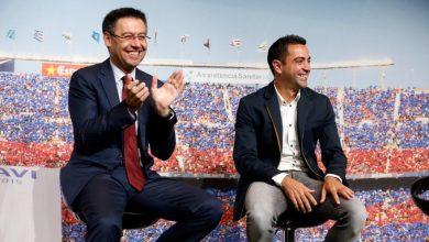 Photo of نقرير: برشلونة لن يتعاقد مع تشافي الآن